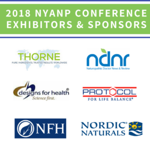 THANK YOUTO THE 2018 NYANP CONFERENCE EXHIBITORS