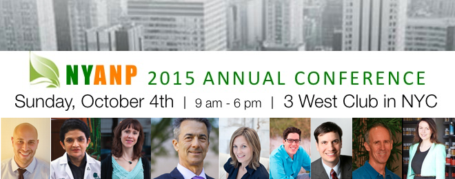 2015 NYANP conference